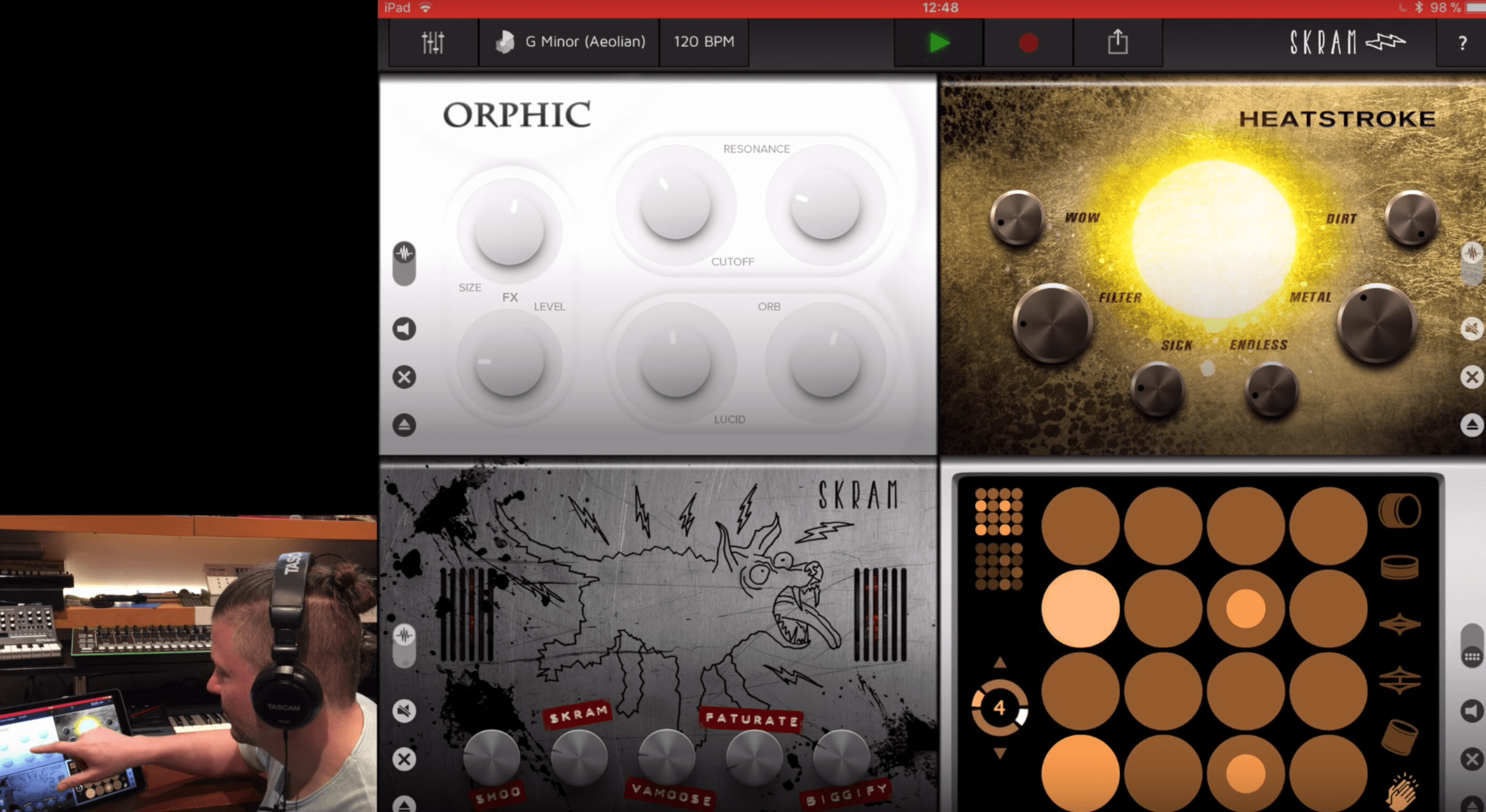 The TOP 17 iPad music making apps of 2017.