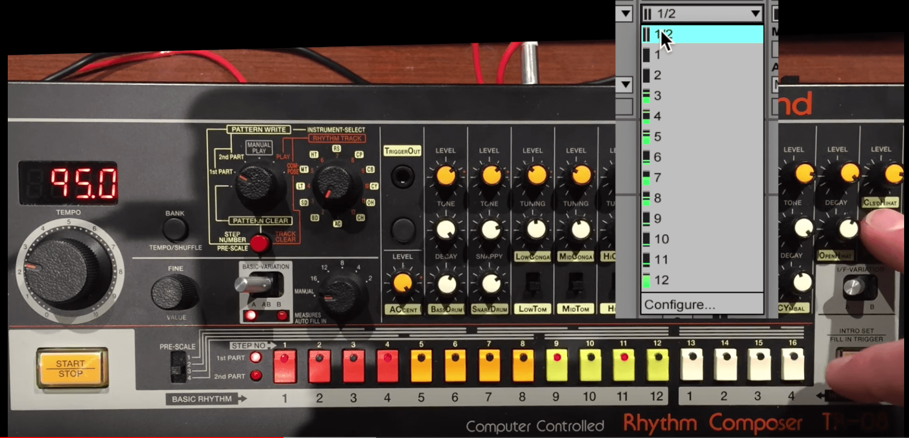 How to setup your Roland Boutique with Ableton Live