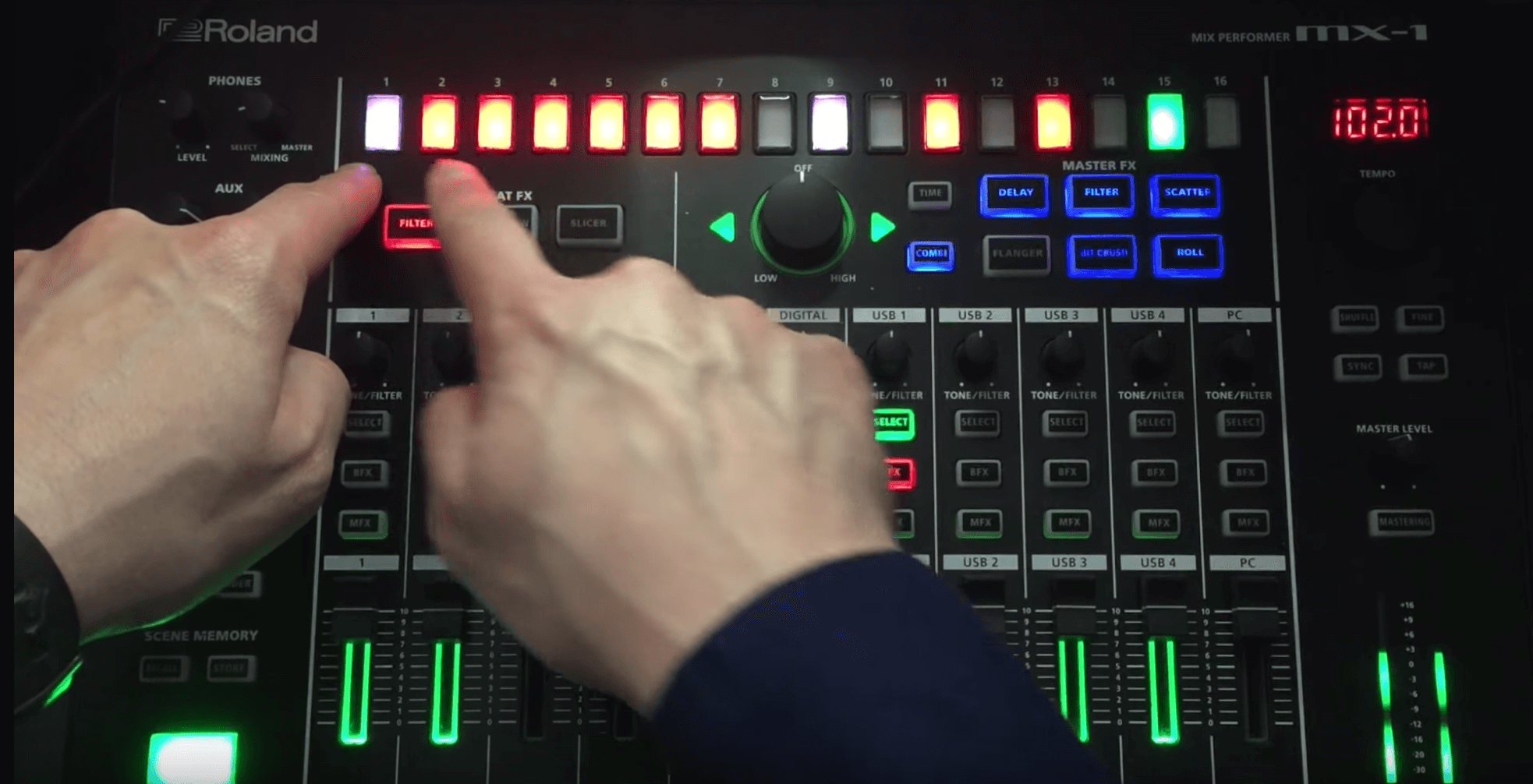 Is the Roland MX-1 Mixer the ultimate Roland Boutique mixer?