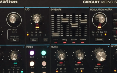Novation Circuit MonoStation review