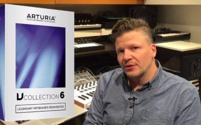 Arturia V collection 6 review