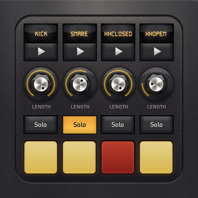Top Free Drum Machine Apps : top 5 ipad drum machine apps nu trix the synth guy ~ Russianpoet.info Haus und Dekorationen
