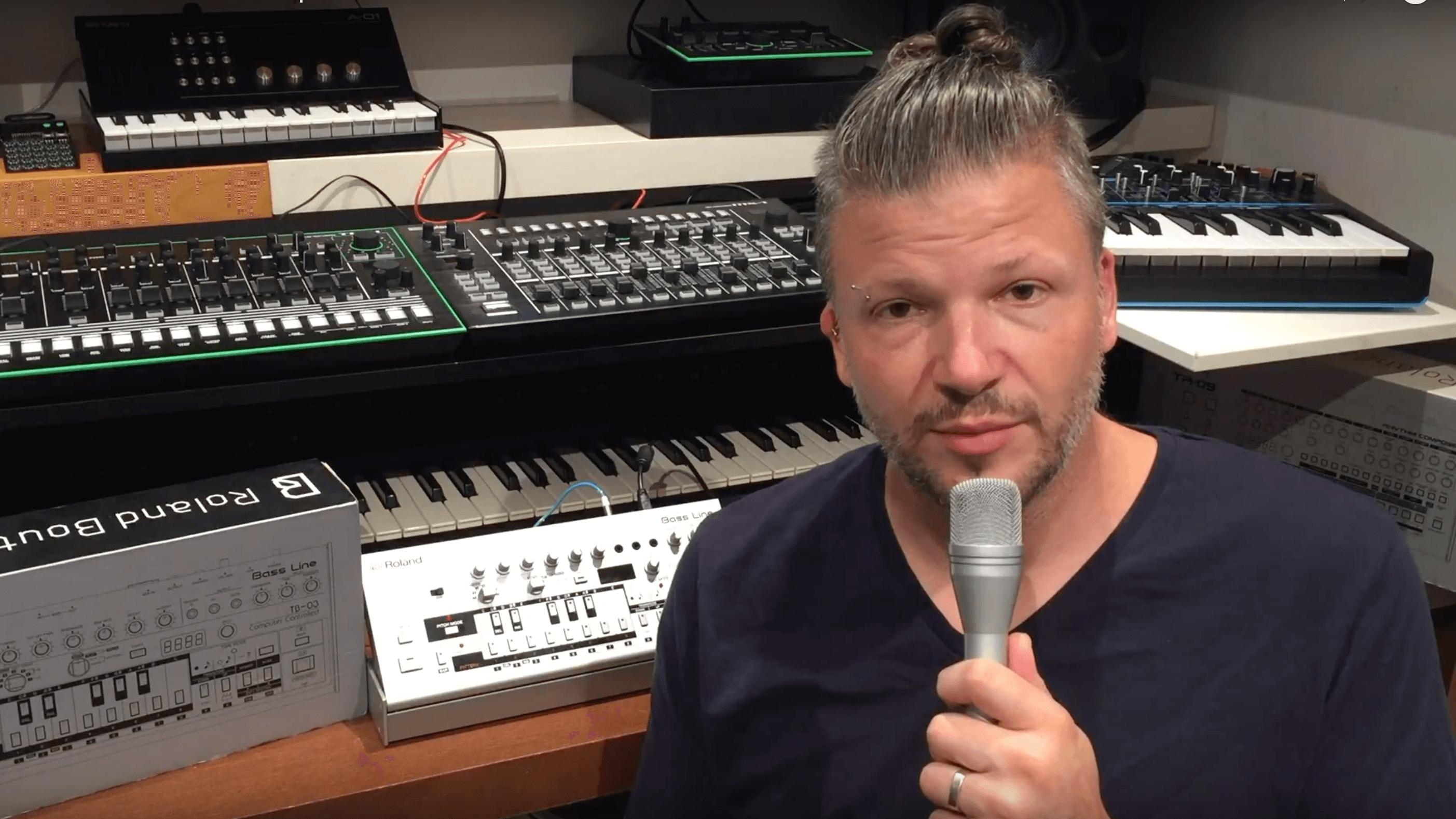 Roland TB-03 : Trucs de Pro (FR)