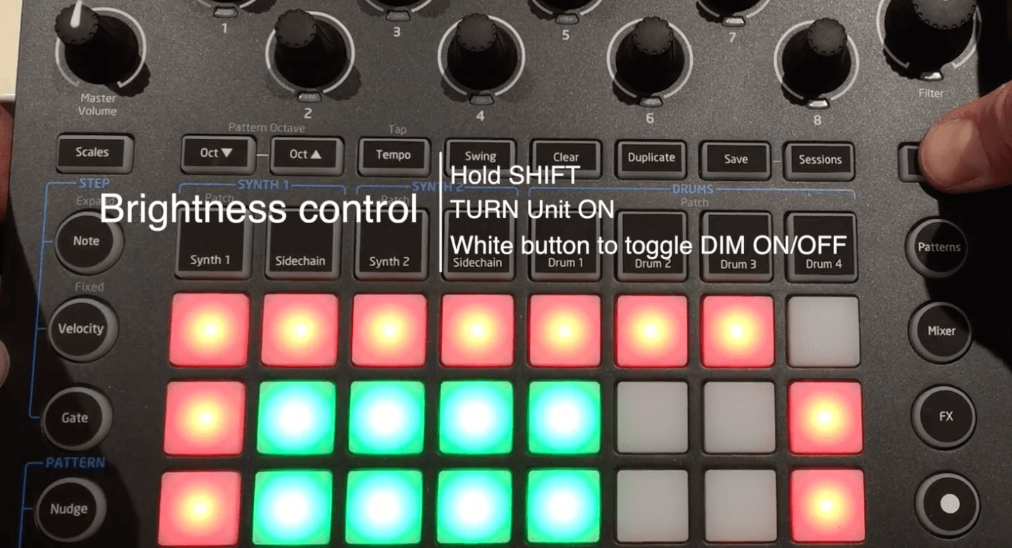Novation Circuit : firmware 1.6 – NOW I want one!