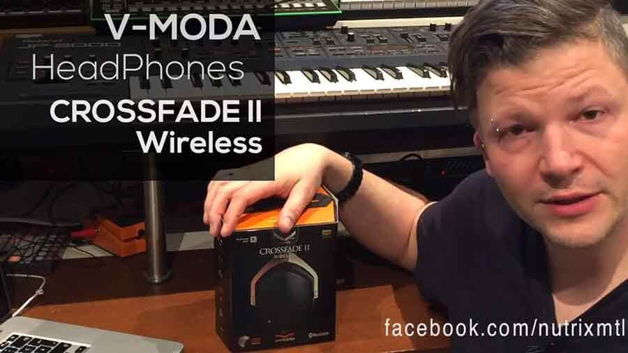 V-MODA Crossfade II : Custom Headphones!