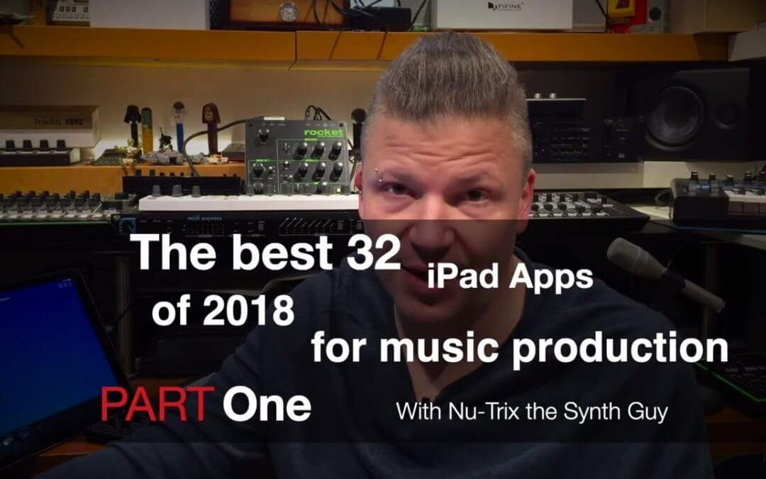 The best iPad for making your own music