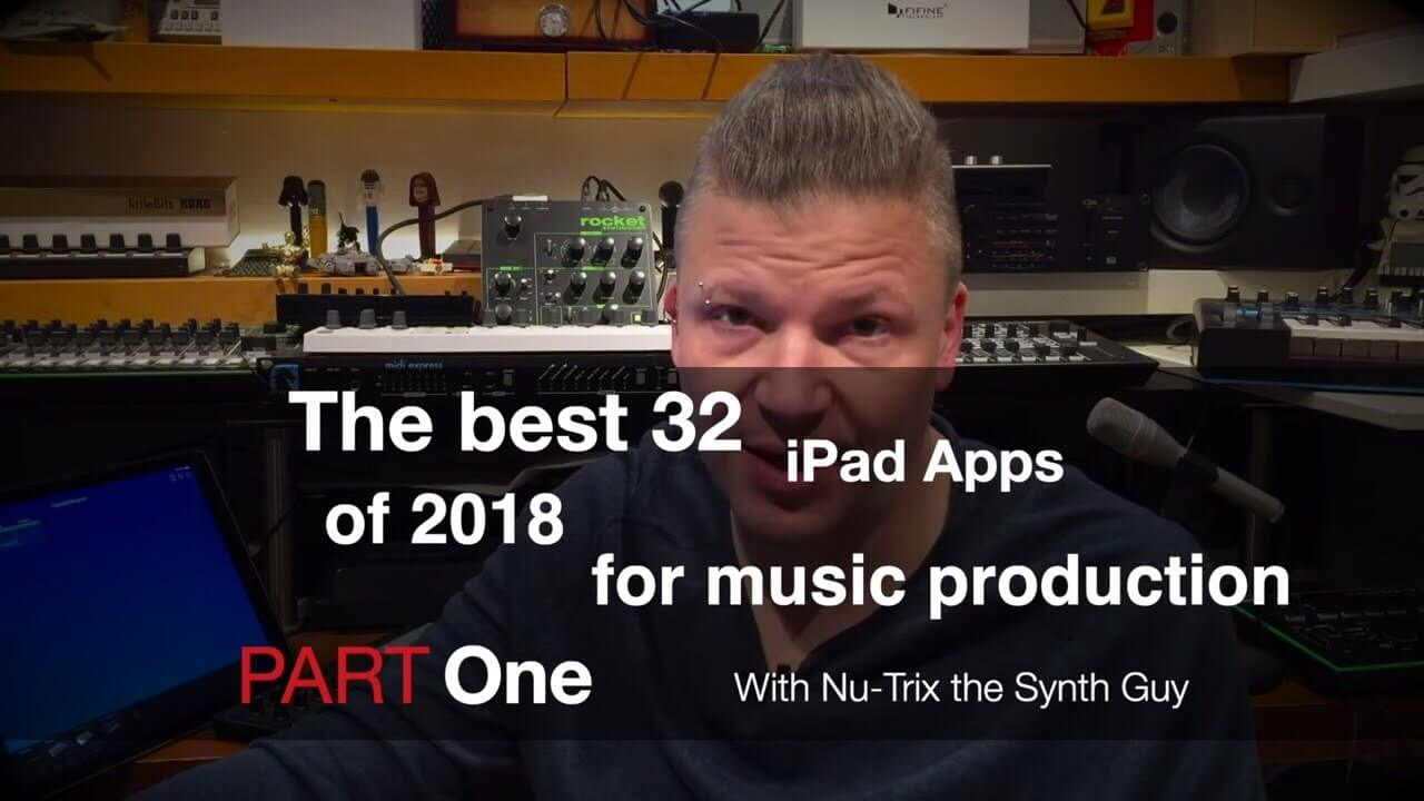 Top iPad music apps