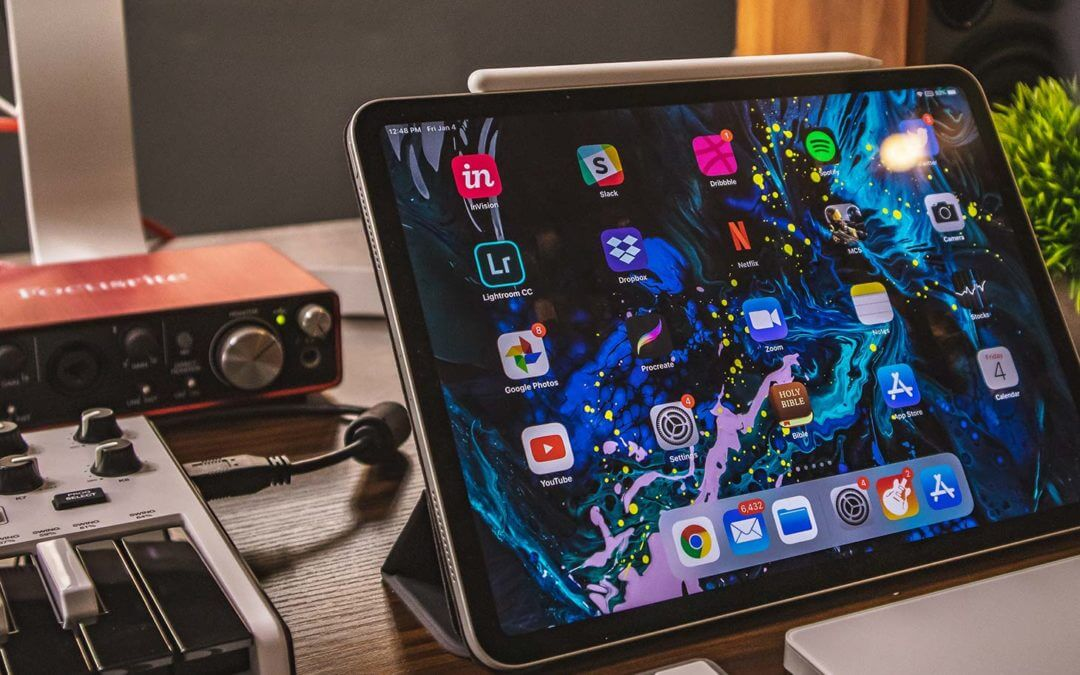 How to choose an iPad for music making