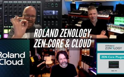 The Zen universe of Roland Expained –