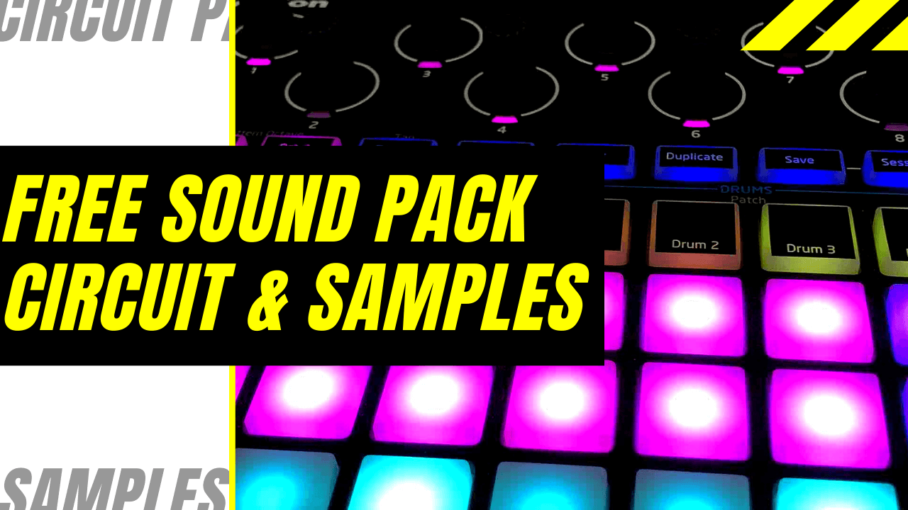 Free Circuit sound pack